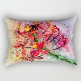 Epidendrum Rectangular Pillow