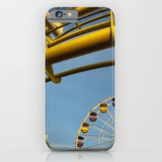 Santa Monica pier 3 iPhone 6s Slim Case