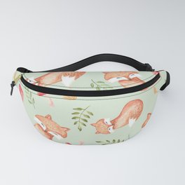 Foxes Fanny Pack