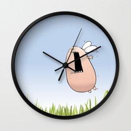 Scary Fairy Wall Clock