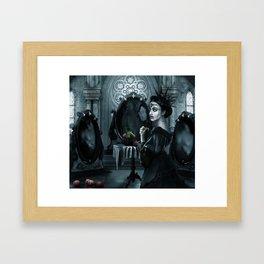Fairest Of Them All Framed Art Print