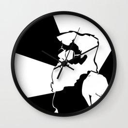 Santa  Wall Clock