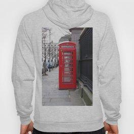 London Phone Booth Hoody