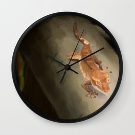 Crested Wild Wall Clock