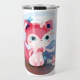Catevee - Sylveon Travel Mug