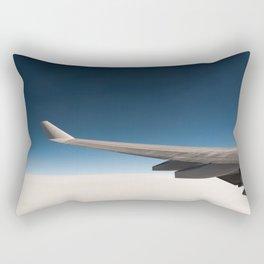 Plane View Rectangular Pillow