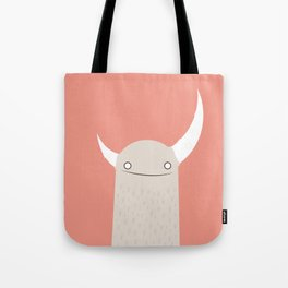 Moonster Tote Bag