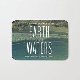 Earth//Waters Bath Mat