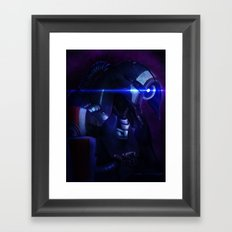 Mass Effect: Legion Framed Art Print
