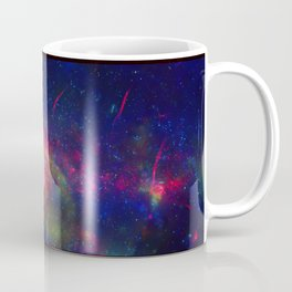1557. The Galactic Center from Radio to X-ray  Coffee Mug