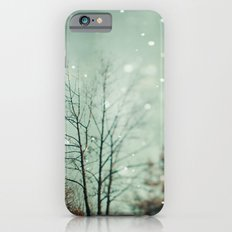 First Snowfall  iPhone 6s Slim Case