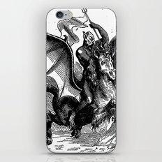 Abigor iPhone & iPod Skin
