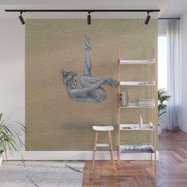 Nude Catrina Wall Mural