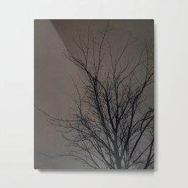 Darkness Falls Metal Print