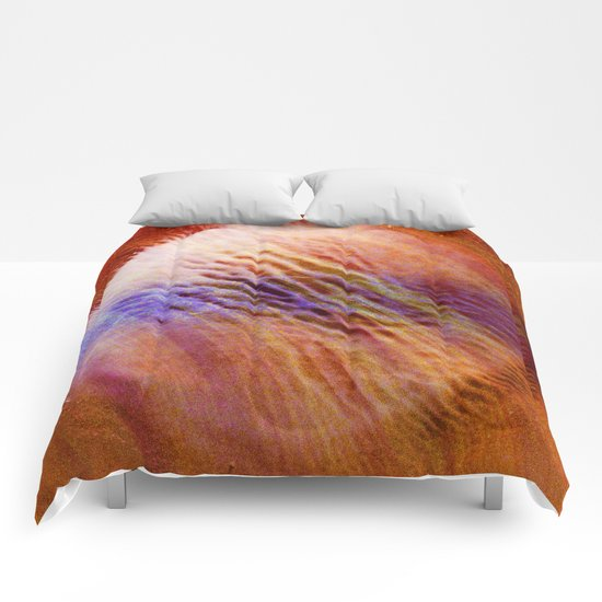 volcano deterioration Comforters