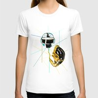 daft punk T-shirts featuring Daft Punk by Naje Anthony Hart