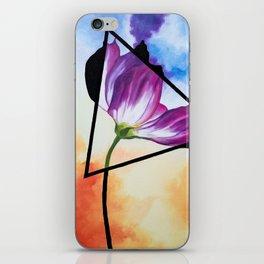 Twisted Tulip iPhone Skin