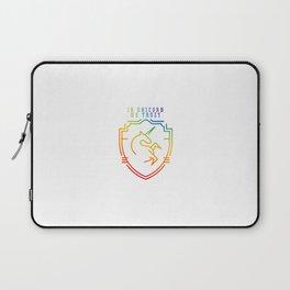 In Unicorn We Trust Laptop Sleeve