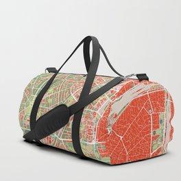 New Delhi map classic Duffle Bag