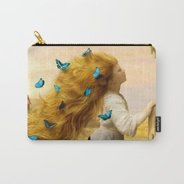Unfurling Glory Carry-All Pouch