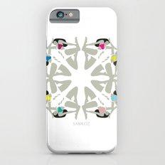 Weekend Girls Repeat Illustration iPhone 6s Slim Case