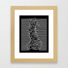Joy Dickvision Framed Art Print