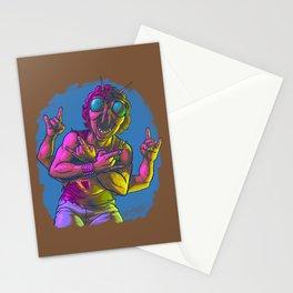 Brütal!!! Stationery Cards