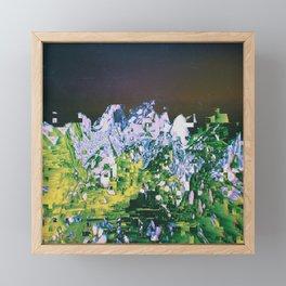 DHQ87 Framed Mini Art Print