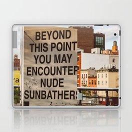 Highline View III Laptop & iPad Skin