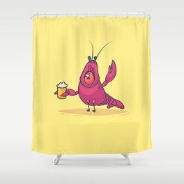 Cancer (Zodiac set) Shower Curtain