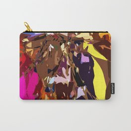 VB HIT ABSTRACT FRACTURED Carry-All Pouch