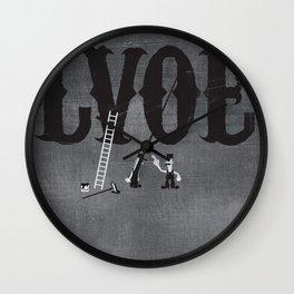 LVOE Wall Clock