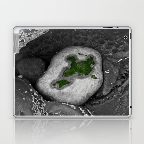 Map Of Another World Laptop & iPad Skin