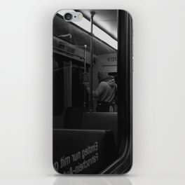 underground iPhone Skin