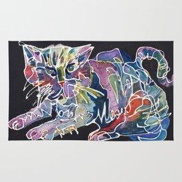 Rainbow Magic Meow Cat Rug