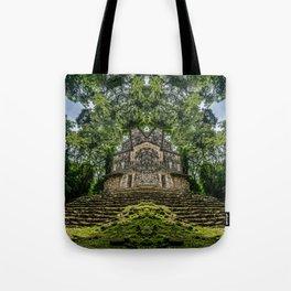 Kaleidoscape: Yaxchilan Tote Bag