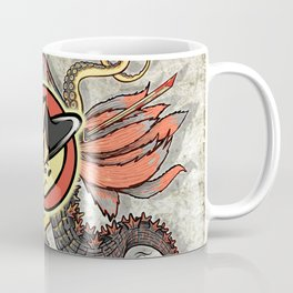 YM Japanese Tails Coffee Mug