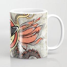 YM Japanese Tails Coffee Mug