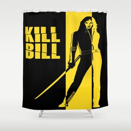 Kill Bill Shower Curtain