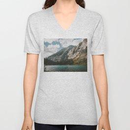 Rocky Mountains Unisex V-Neck
