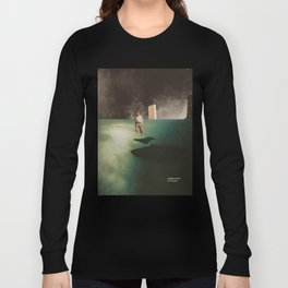 Wandering Online for 160 Years Long Sleeve T-shirt