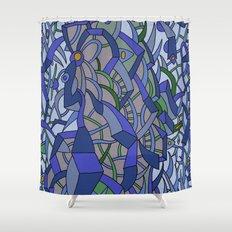 - sea sea sea - Shower Curtain