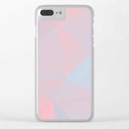 Geometric XXIII Clear iPhone Case
