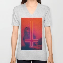 Queer on Trial II Unisex V-Neck