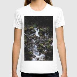 Waterfalls 4 T-shirt