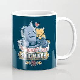 Alphonse's Cat Sanctuary Coffee Mug