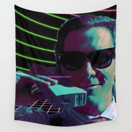American Psycho calling Wall Tapestry