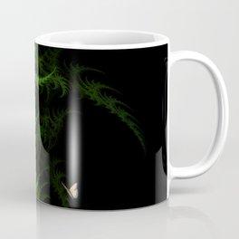 Fractal Woodland Fern Coffee Mug
