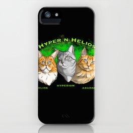 Hyper n Helios iPhone Case