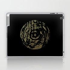 Gold Disc Laptop & iPad Skin